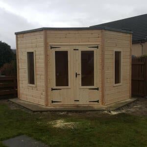 Keith Builders 5 star review on 1st May 2021