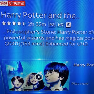 SKY 1 star review on 18th February 2020