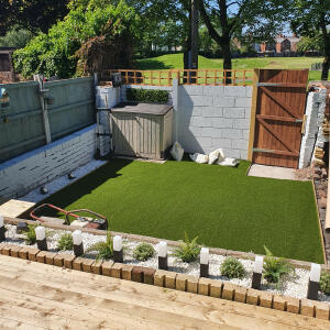 LazyLawn 5 star review on 26th July 2021