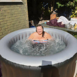 Wave Spas 5 star review on 5th July 2020