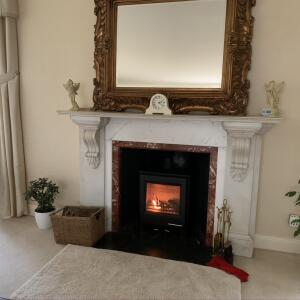 Calido Logs and Stoves 5 star review on 18th November 2020