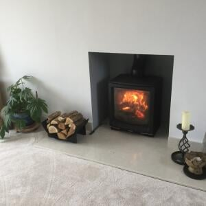 Rotherham Fireplaces 5 star review on 2nd November 2018