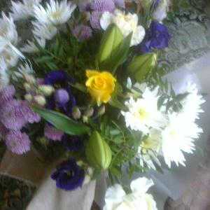Williamson's My Florist 5 star review on 26th March 2021