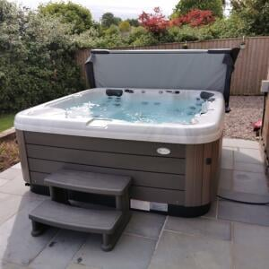 Welsh Hot Tubs 5 star review on 22nd May 2020