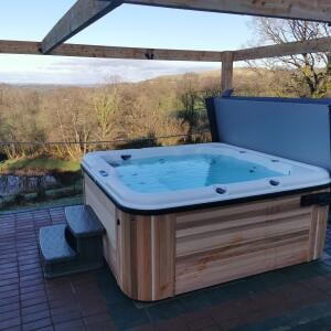 Welsh Hot Tubs 5 star review on 18th December 2019
