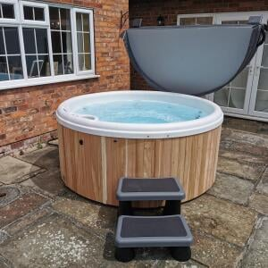 Welsh Hot Tubs 5 star review on 13th January 2021