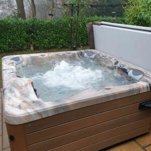 Hot Tubs Hampshire 5 star review on 13th February 2020