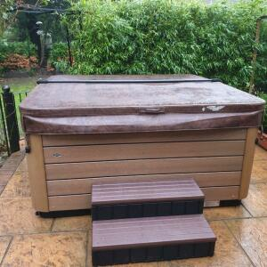 Hot Tubs Hampshire 5 star review on 27th July 2020