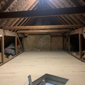 Loft Storage Room Company 5 star review on 9th February 2021