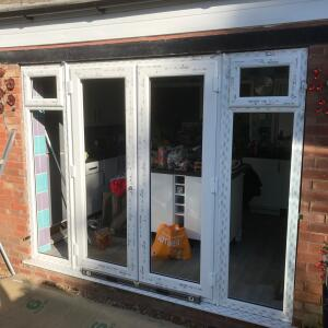 Modern UPVC Windows 5 star review on 14th April 2021