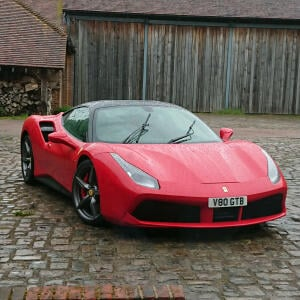 Supercar Experiences Ltd 5 star review on 21st May 2021