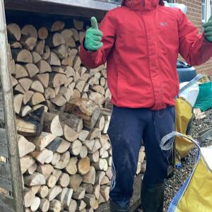 Dalby Firewood 5 star review on 9th January 2021