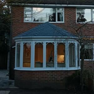 Tiled Roof Conservatories 5 star review on 2nd February 2021