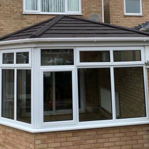 Tiled Roof Conservatories 5 star review on 11th March 2021