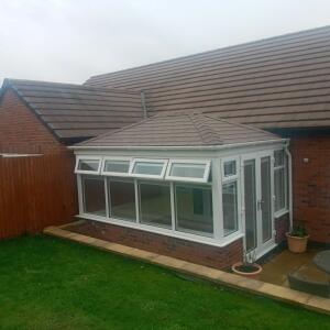 Tiled Roof Conservatories 5 star review on 24th March 2021