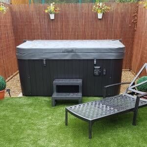 The Hot Tub Company 5 star review on 4th September 2017