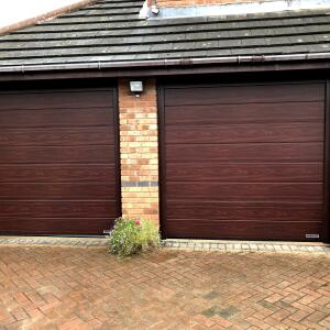 Arridge Garage Doors 5 star review on 3rd December 2020