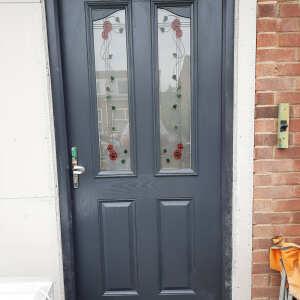 Just Value Doors Ltd 5 star review on 1st September 2021