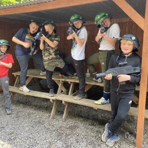 Battlezone Paintball 5 star review on 30th May 2021