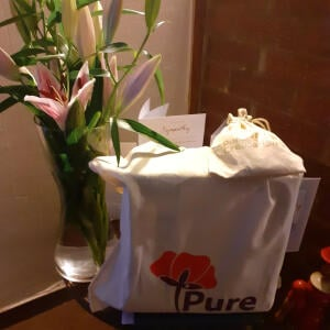 Pure Cremation Ltd 5 star review on 26th February 2021