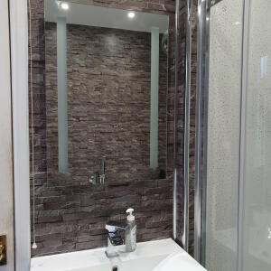 Bathroom Mountain 5 star review on 18th January 2021