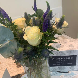 Appleyard London 5 star review on 13th March 2021
