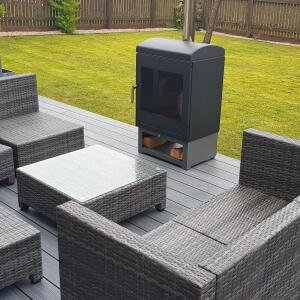 Calido Logs and Stoves 5 star review on 4th April 2021