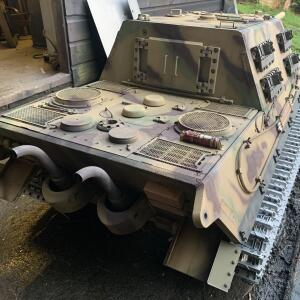 Panzerwrecks Limited 5 star review on 28th January 2021