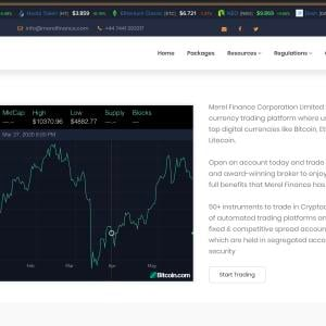 merelfinance.com 5 star review on 26th May 2020