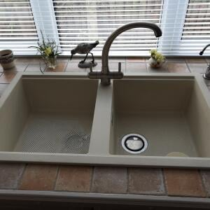 SINKS-TAPS.COM 5 star review on 26th March 2021