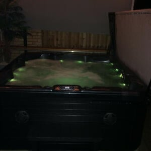 Black Diamond Spas 5 star review on 10th March 2021