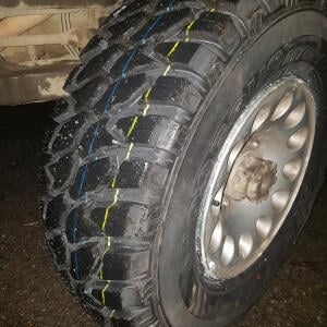 Speedys Wheels & Tyres 5 star review on 23rd December 2020