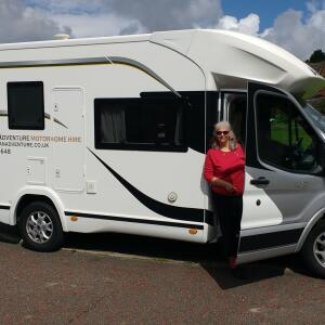 Life's an Adventure Motorhomes & Caravans 5 star review on 23rd July 2020