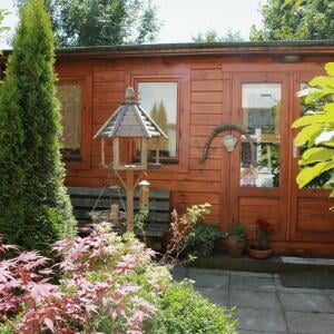 Johnsons Garden Buildings 5 star review on 28th January 2021