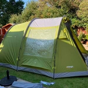 alloutdoor.co.uk  5 star review on 4th September 2020