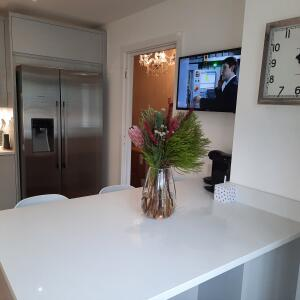 Wren Kitchens 5 star review on 28th July 2021