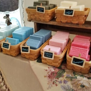 The Natural French Soap Company 5 star review on 21st August 2018