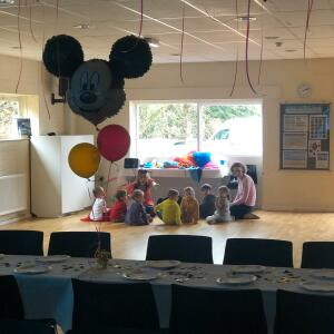 Happy Kinder Parties 5 star review on 27th January 2020