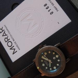 Marloe Watch Company  5 star review on 15th June 2021
