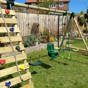 Outdoor Toys 5 star review on 19th May 2020