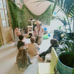 Happy Kinder Parties 5 star review on 7th September 2021