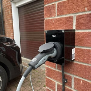 EO Charging 5 star review on 26th July 2021