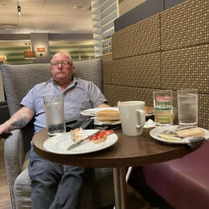 Executive Lounges 5 star review on 3rd October 2021
