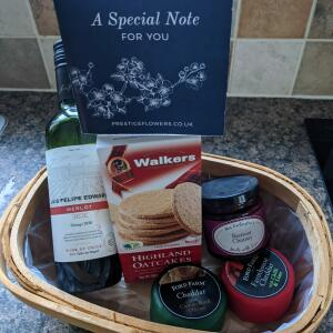 Prestige Hampers 5 star review on 11th July 2021