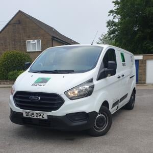 Dorset Vehicle Rentals 5 star review on 3rd July 2021