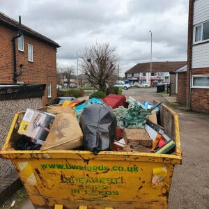 WasteOnline 5 star review on 30th March 2021