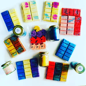 Scents Soaps and Candles 5 star review on 21st October 2020