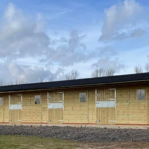 Olson Timber Buildings 5 star review on 15th March 2021