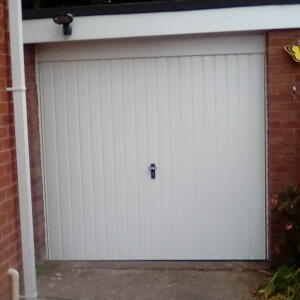 Arridge Garage Doors 5 star review on 6th August 2020