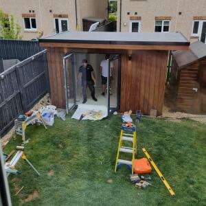 Outdoor Building Group 5 star review on 8th September 2021